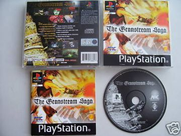 The Granstream Saga  Ultra Rare PS1/2